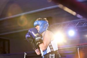 boxing debut